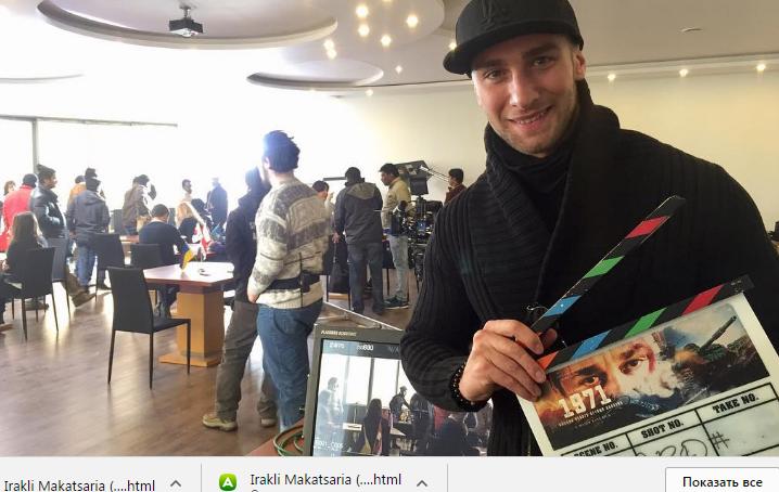 «Холостяк-6» Иракли Макацария: «Не хочу больше быть холостяком»