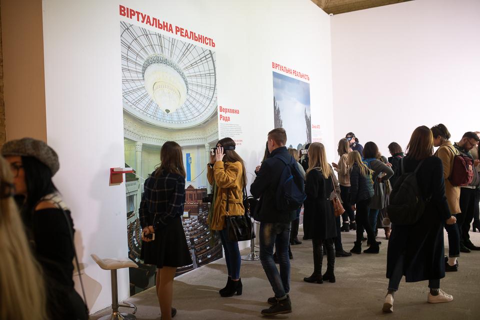 «Музей новостей»: голограмма Аллы Мазур идесять залов интерактива в«Мыстецком арсенале»
