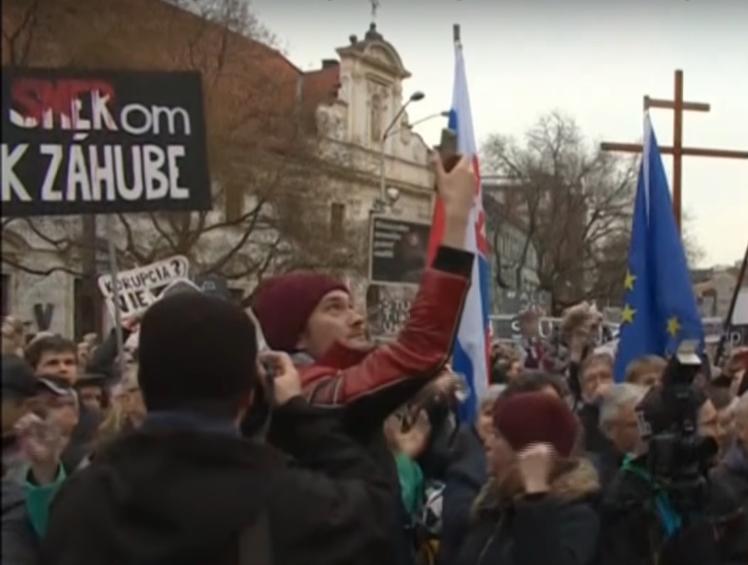Убийство журналиста привело к смене правительства Словакии