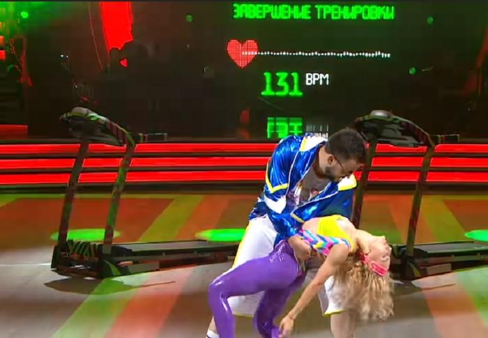 «Я неплохо танцую в клубешнике»: Руслан Сеничкин разоткровенничался с коллегами