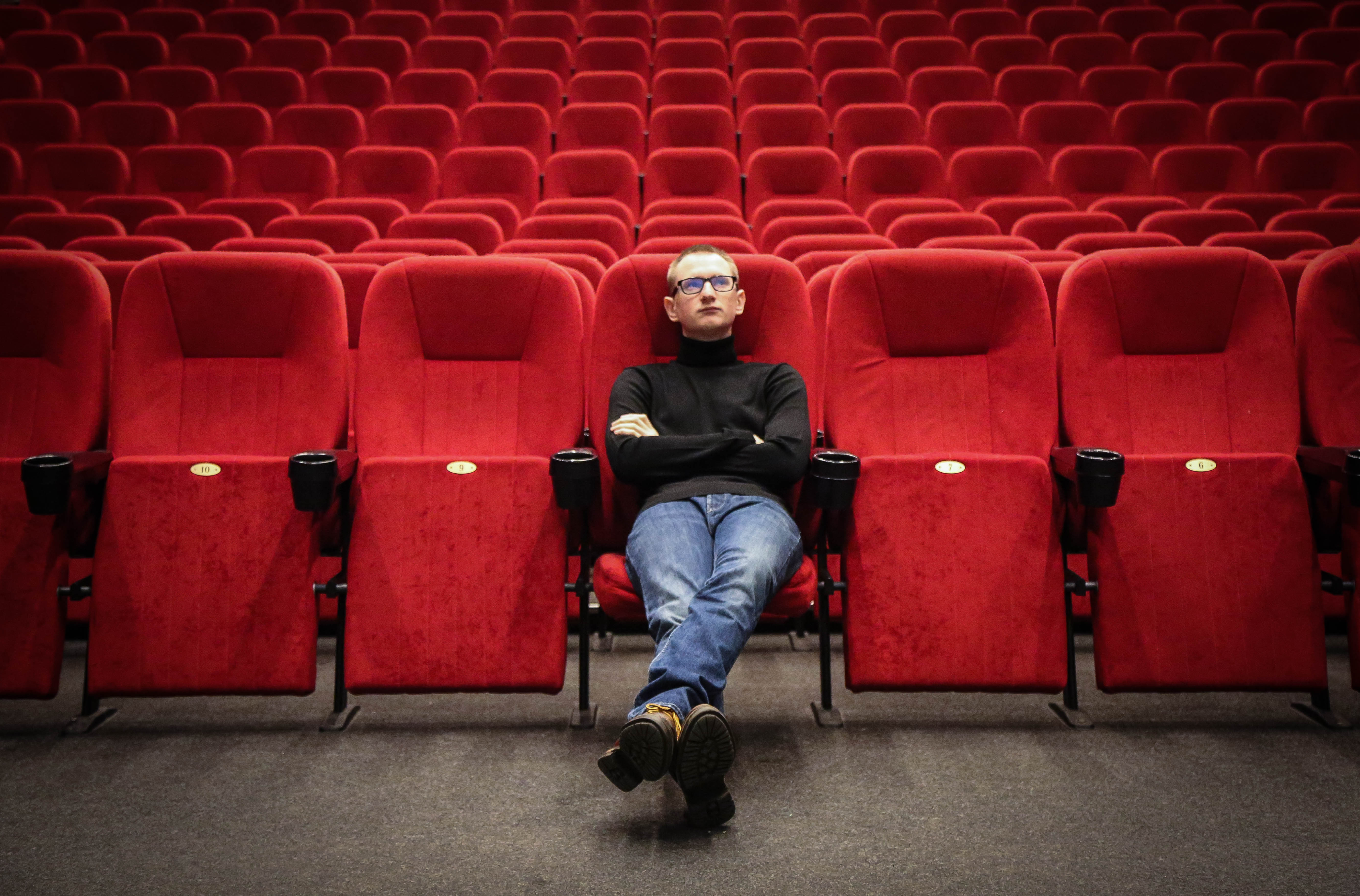 Корней Грицюк: как снять кино без финансирования и попасть в прокат?