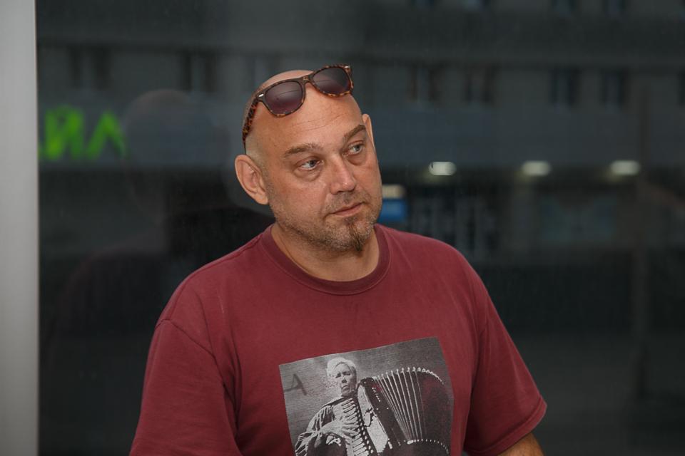 Олег Мавроматті: про бунт, кіно й інтернет-юродивих