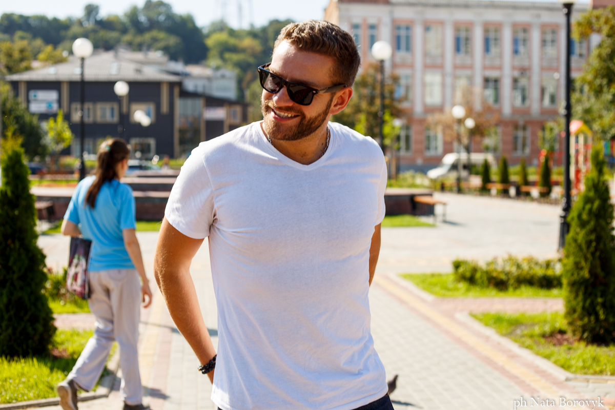 Богдан Юсипчук: «Мужчина должен быть всегда немного голоден – к еде, к женщинам, к жизни»