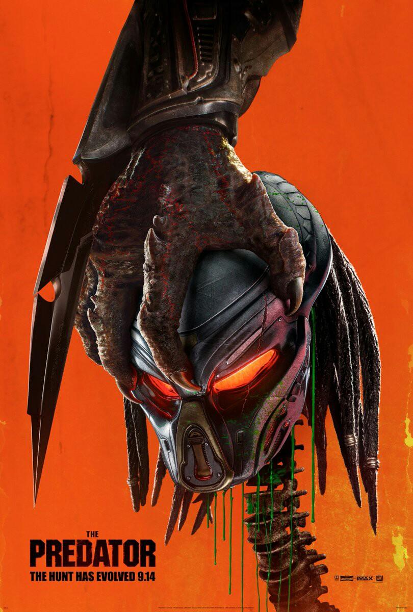 Сутичка монстрів, море крові і нова маска: що показали в новому трейлері «Хижака»