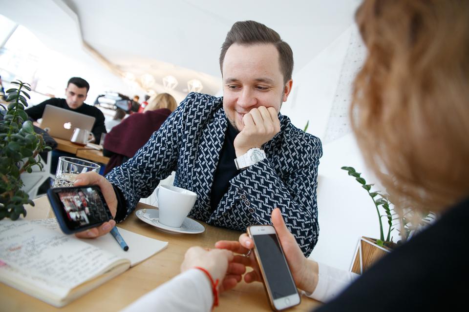 Артем Гагарин: «Невозможно понять, когда я работаю, а когда отдыхаю»