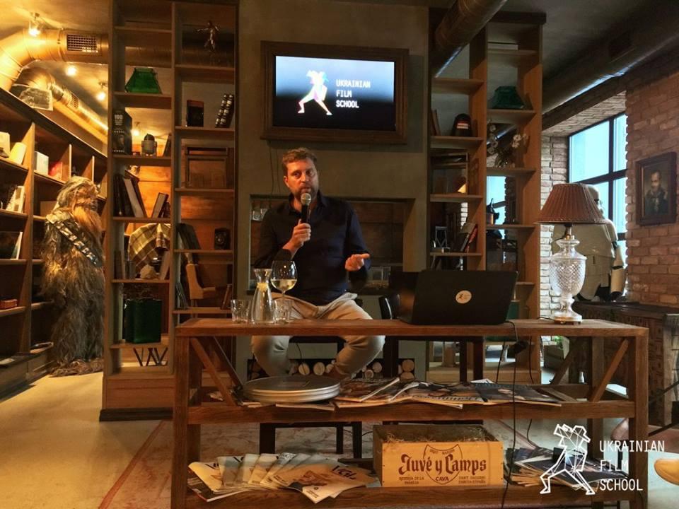 «Тільки якісний продукт веде до успіху»: майстер-клас від Сергія Лавренюка