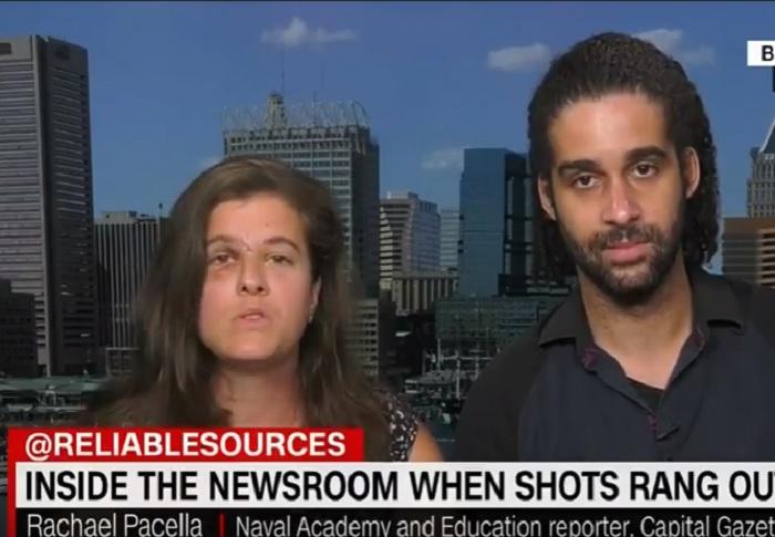 Журналісти, які вижили після стрілянини, розповіли, як їм вдалося врятуватися