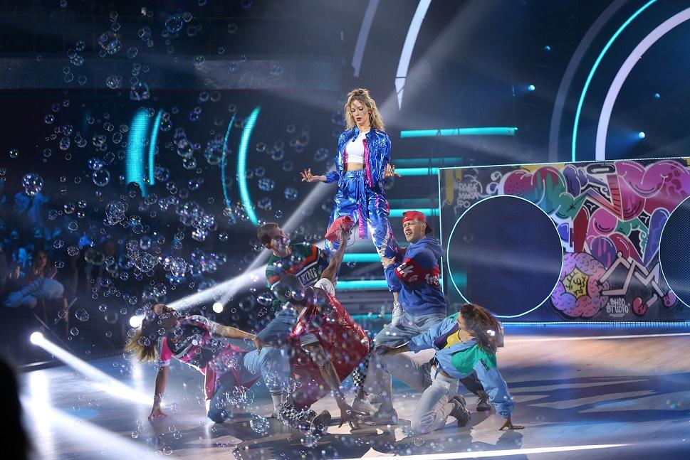 «Богиня ламината» обошла Вишнякова и прошла в финал «Танців із зірками»
