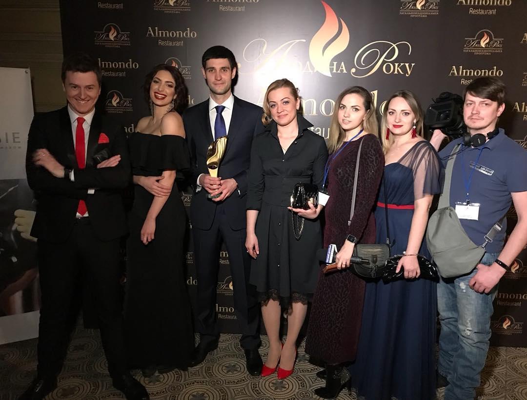 В Україні назвали найкращий телеканал та найкращого ведучого 2017 року