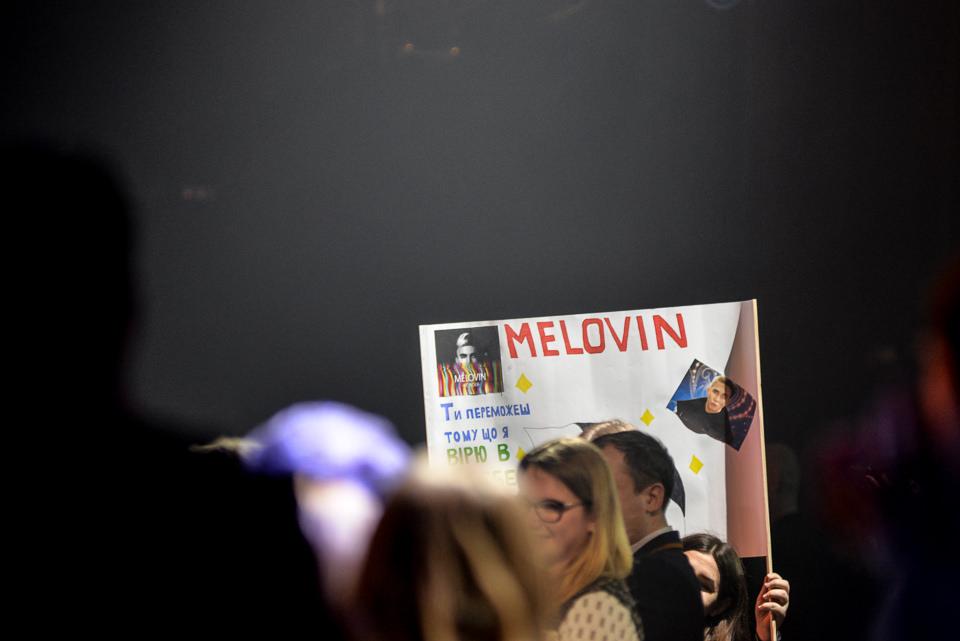 Melovin: «Я – за группу O.Torvald»