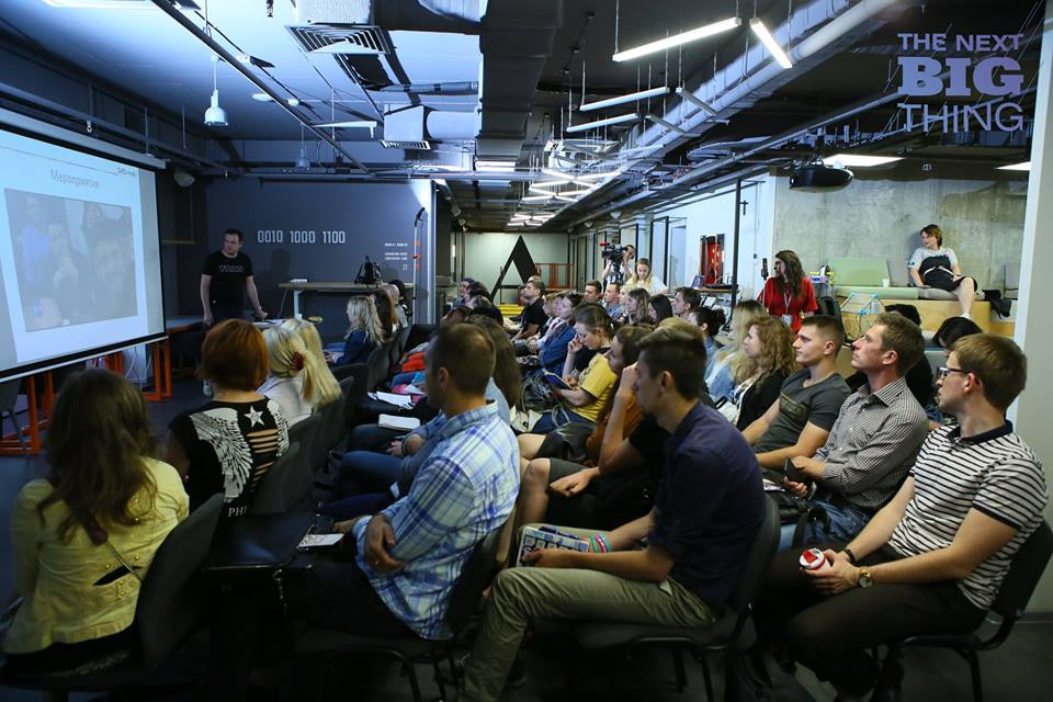 Зарабатываем на контенте: мастер-класс от Александра Козаченко