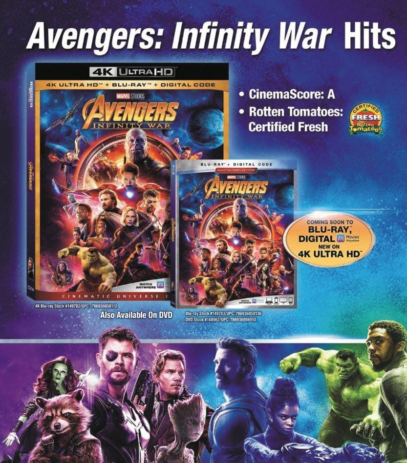 У режисерській версії «Війни нескінченності» можна буде побачити передісторію Таноса