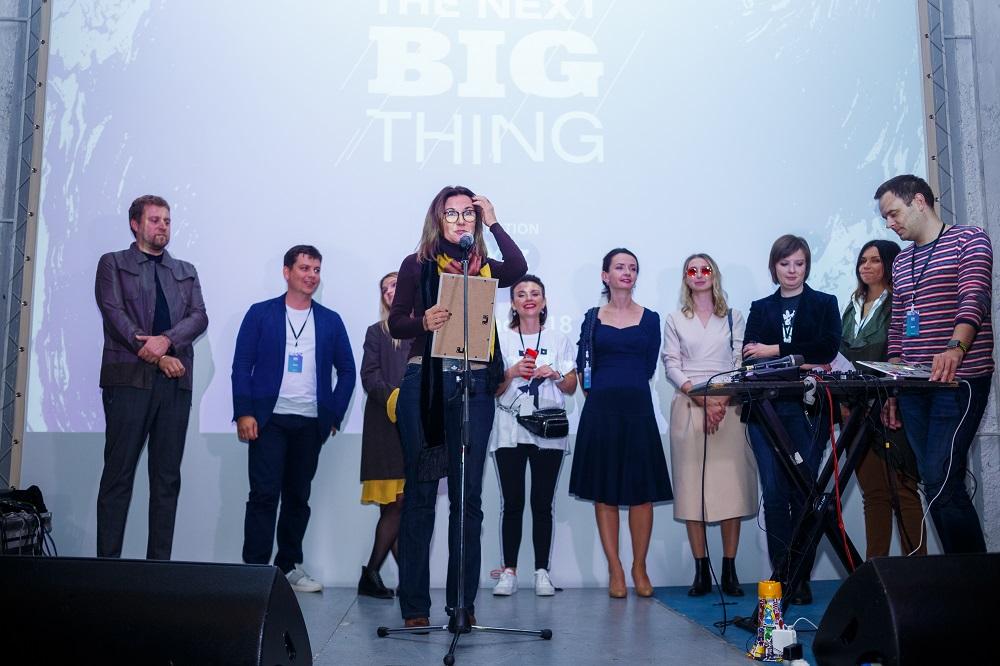 The Next Big Thing. Generation: питчинг завершился, победители определены