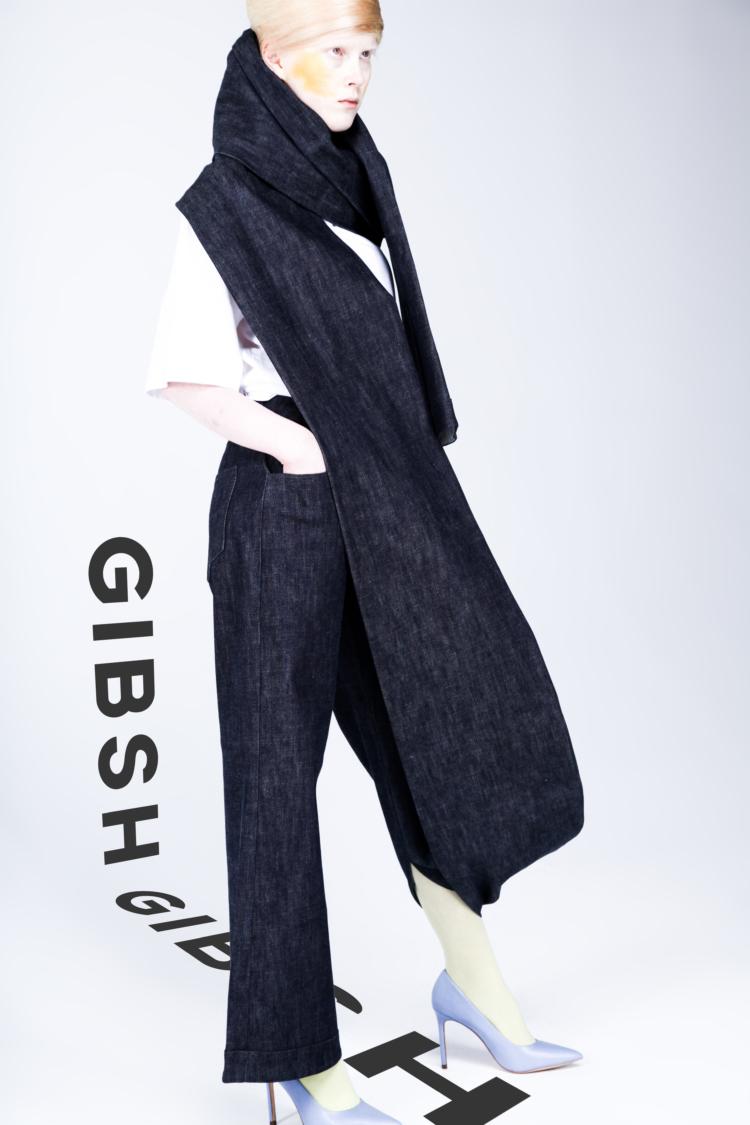 Український бренд створив джинси-шарф