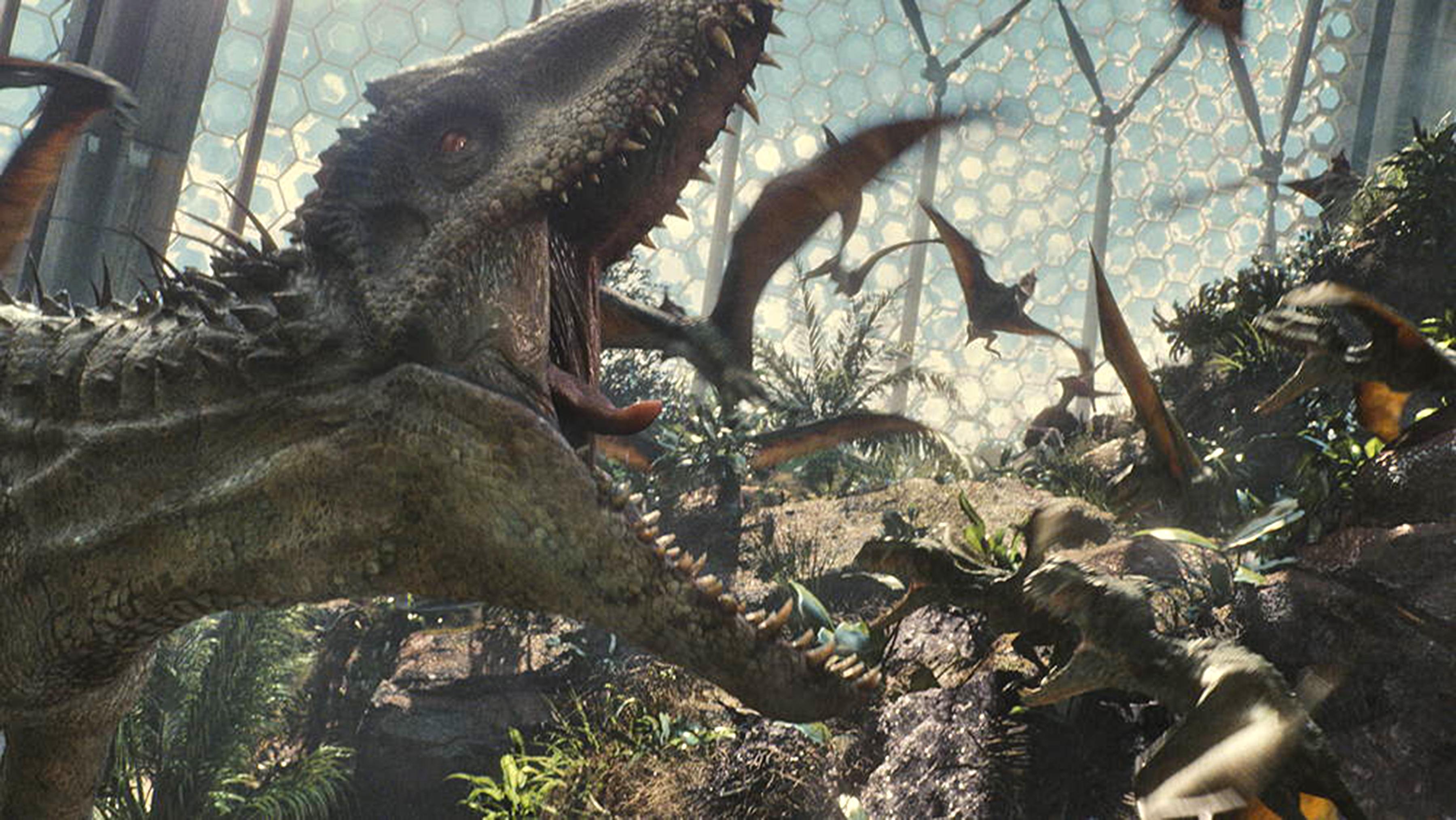 «Непоганий фільм із жахливим сценарієм»: критики поділилися думками про «Світ Юрського періоду 2»