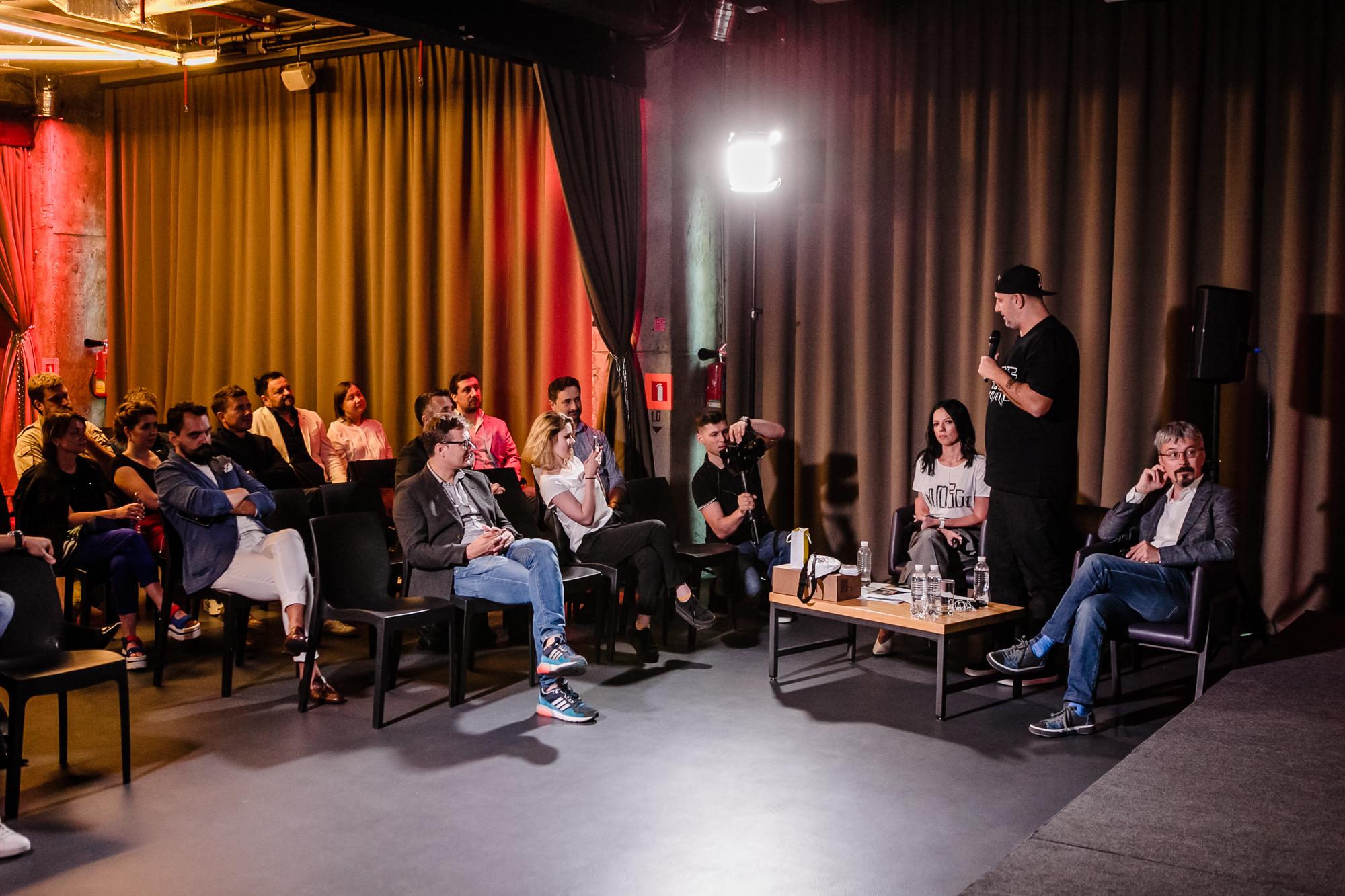 «Мы в мыле, но это дорогое мыло»: Потап и Горовая рассказали Ткаченко, как работает MOZGI Group
