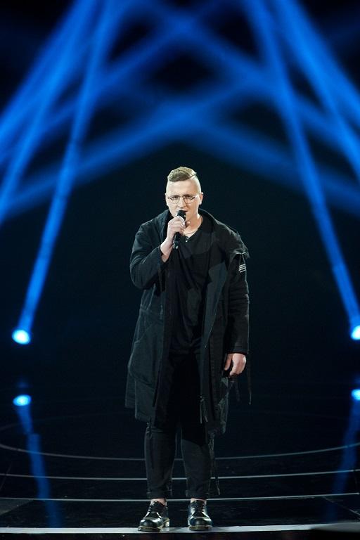 Заради участі в шоу «Голос країни 8» вокаліст схуд на 28 кілограмів