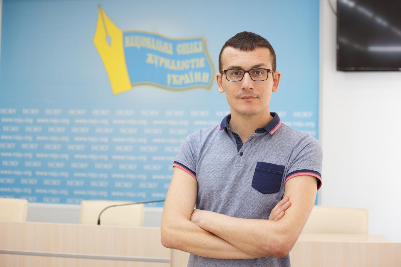«Запугивание журналистов – это терроризм»: интервью с Сергеем Томиленко