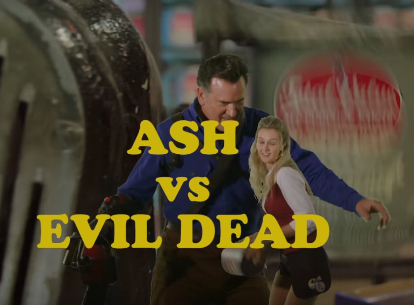 Третий сезон «Эша против зловещих мертвецов»: Эш стал папой?