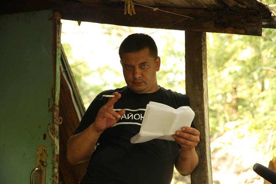 «Мы живем в счастливую эпоху»: мастер-класс режиссера Арсения Гончукова