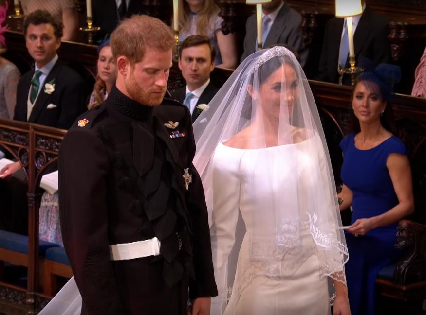 Как СМИ теряли рассудок из-за свадьбы Гарри и Меган
