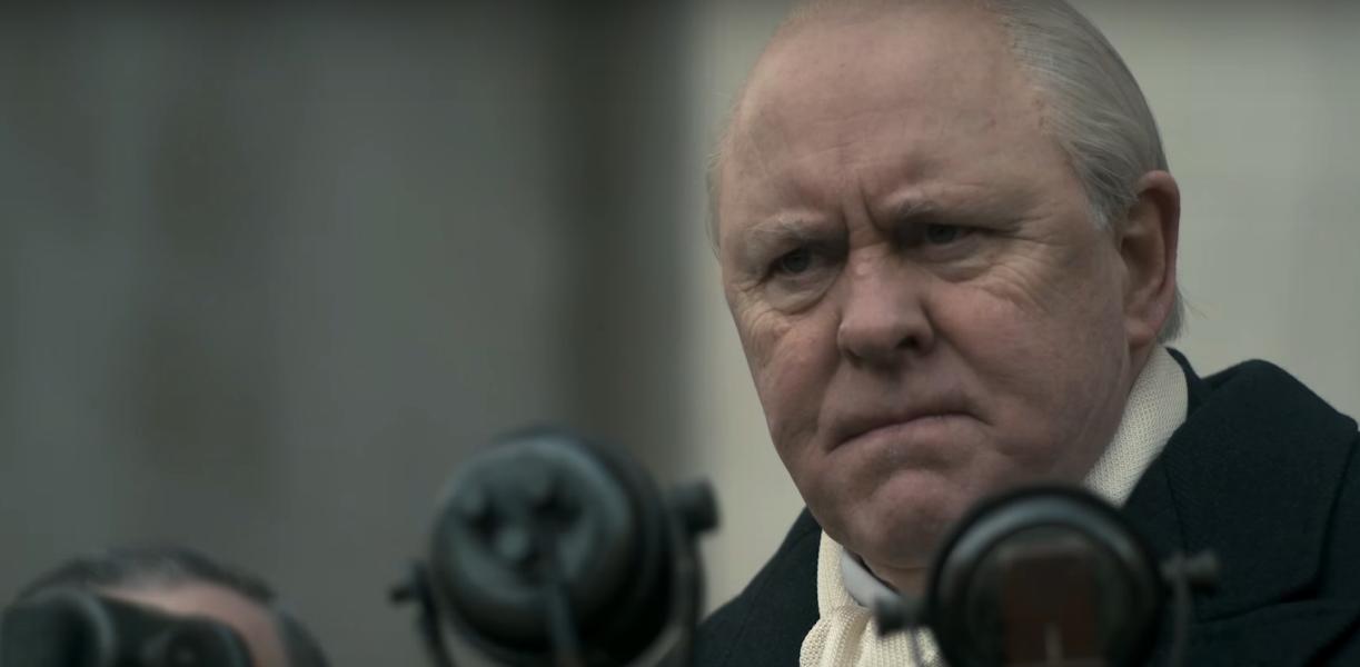 Рекордсмен по исполнению роли Черчилля назвал лучших и худших коллег