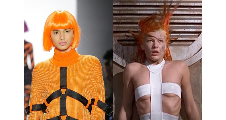 Тиждень моди в Нью-Йорку: якими фільмами надихалися дизайнери