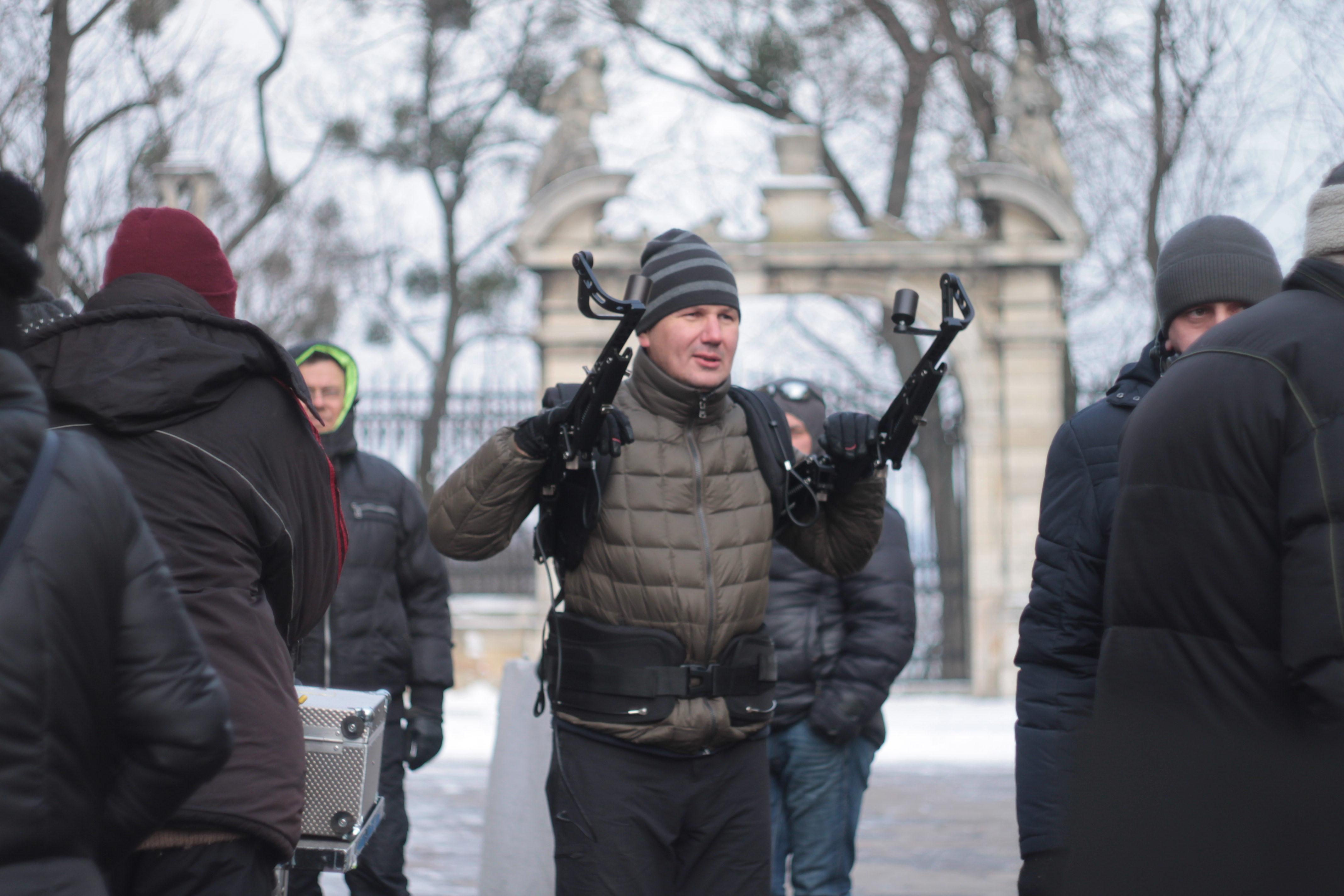Режиссер первого украинского фильма в стиле Тарантино – о своей будущей картине «Экс»