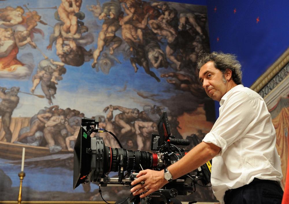 Три ночі з Джудом Лоу: «Інтер» покаже серіал «Молодий папа»