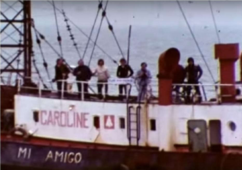 Пираты Северного моря: чем обязана поп-музыка оффшорным радиостанциям