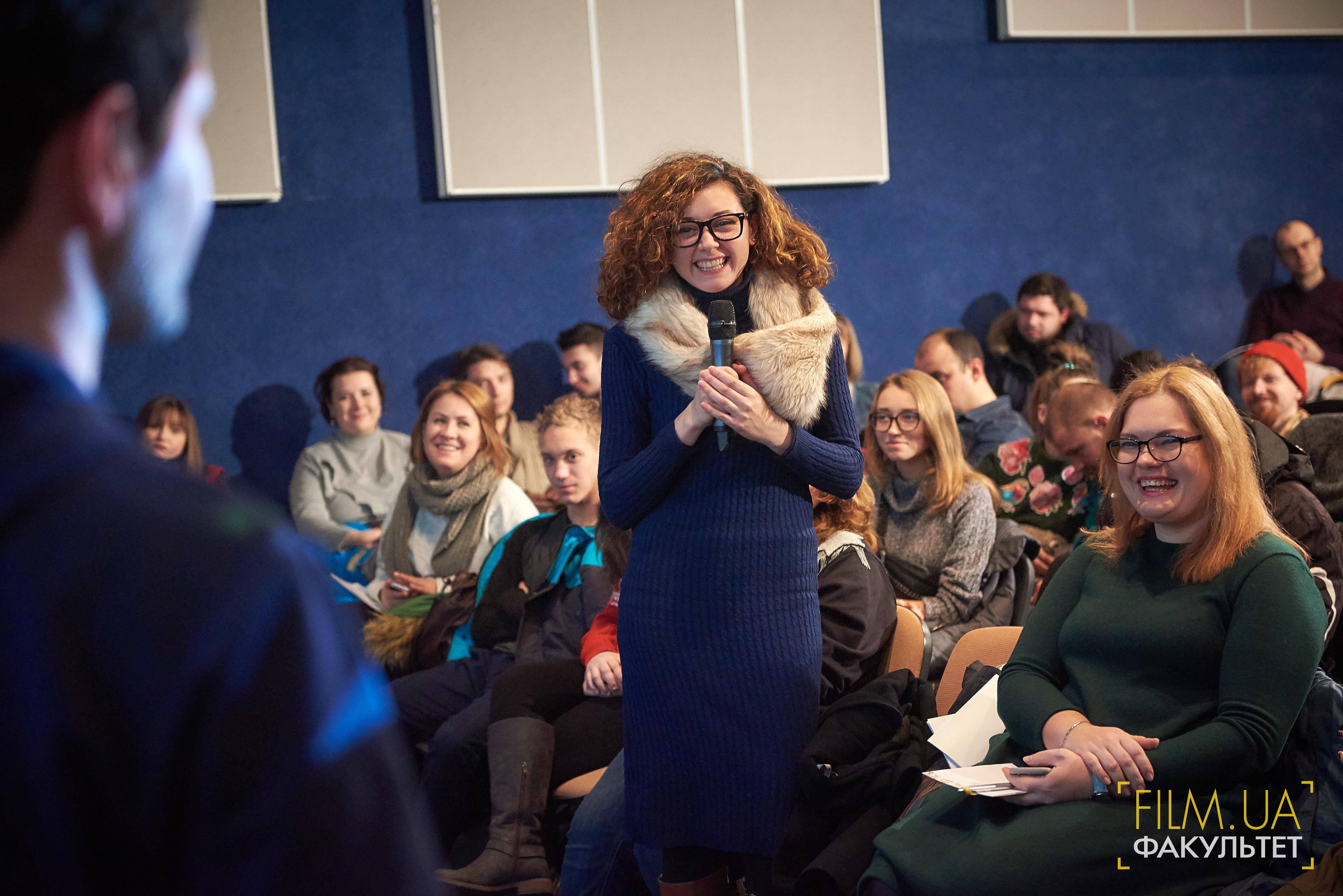 Майстер-клас Ахтема Сеїтаблаєва: «Якщо хочете розповісти історію народу – розкажіть історію однієї людини»