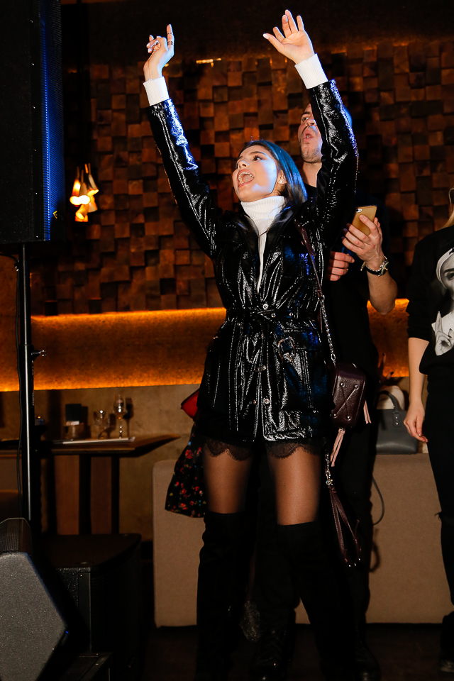 Монатик, Бабкин и звезды сериала «Школа» на презентации восьмого сезона шоу «Голос країни»