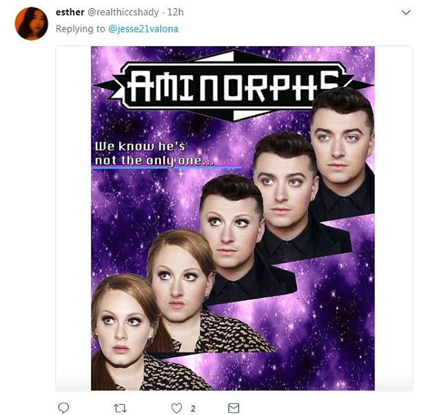 В сети подозревают, что Адель – это Сэм Смит