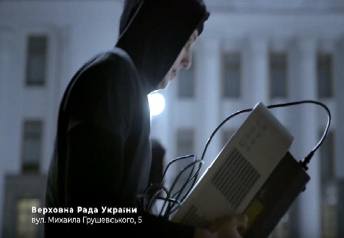 Телеканал Мураева запустил первые три проморолика