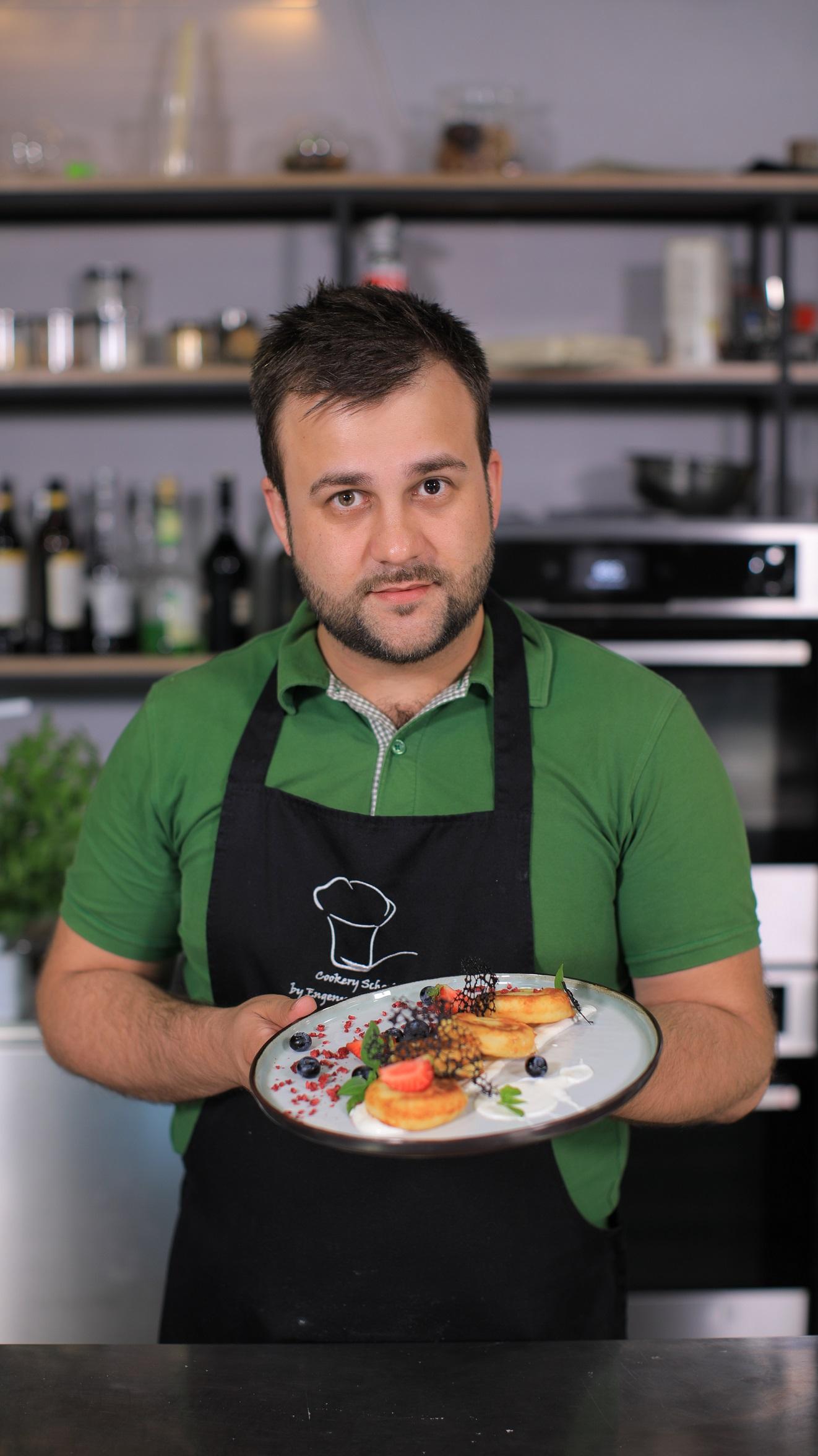 Поїсти за 100: Олексій Душка навчить українців, як приготувати бюджетний обід