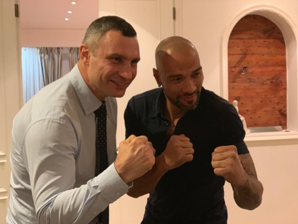 Jonathan Fort: в Украине стартуют съемки сериала с голливудскими звездами