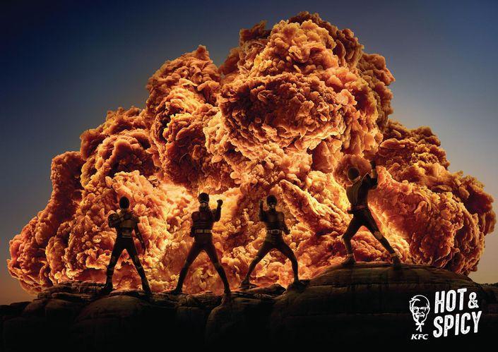 «Каннські леви»: тест на вагітність і палаюча курка стали найкращою друкованою рекламою