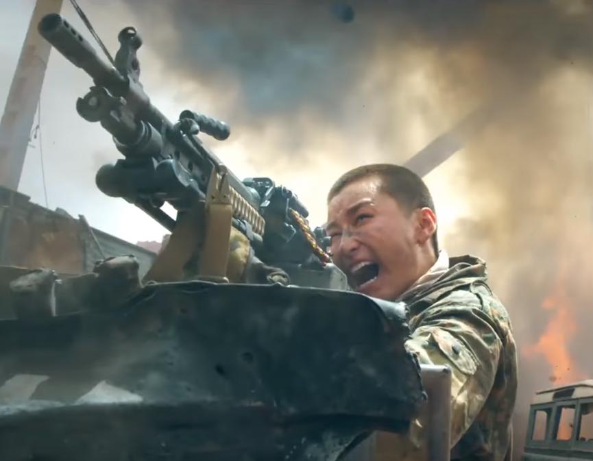 «Операция в Красном море»: как нужно снимать патриотическое кино