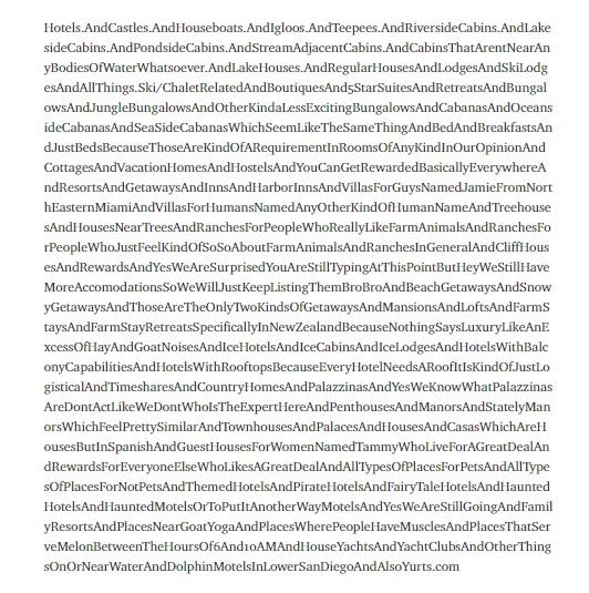 Создан самый длинный URL-адрес в сети