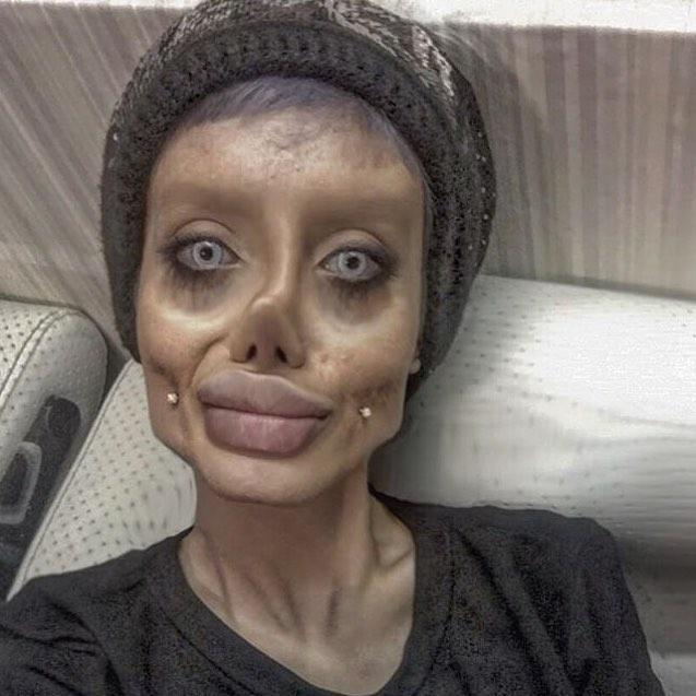 Дівчина-зомбі з Ірану всіх обдурила