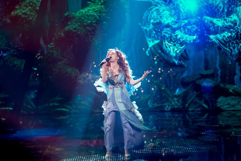 Украинский нацотбор Евровидения: Illaria – о потере голоса перед конкурсом, уколах и волшебстве