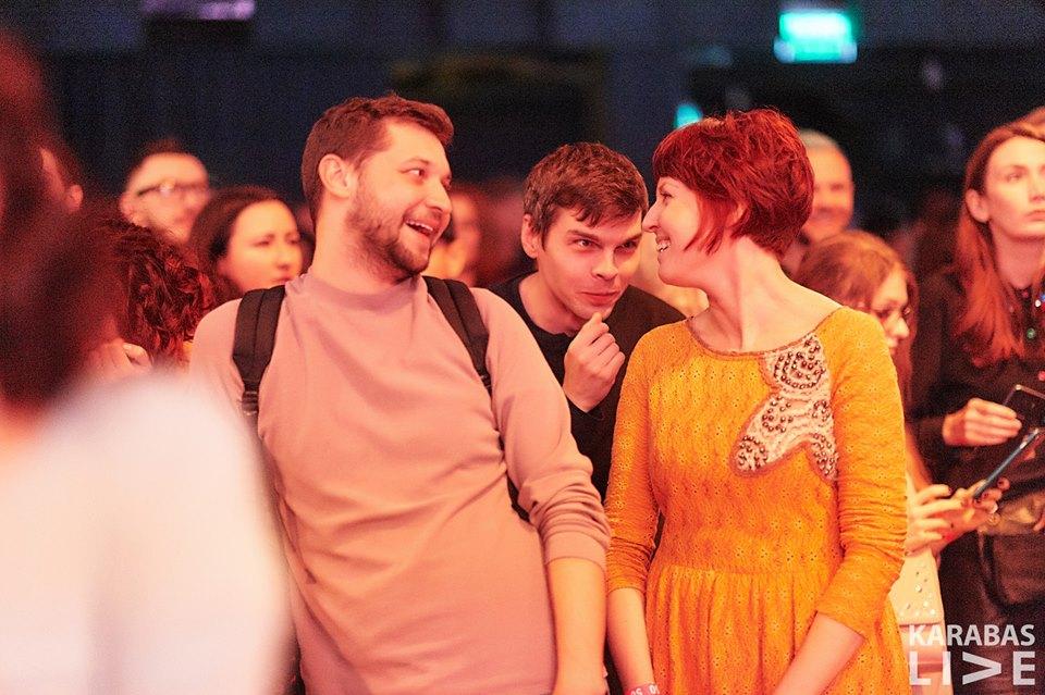 Ведущая «Громадського» позабавила сеть странным рисунком на платье