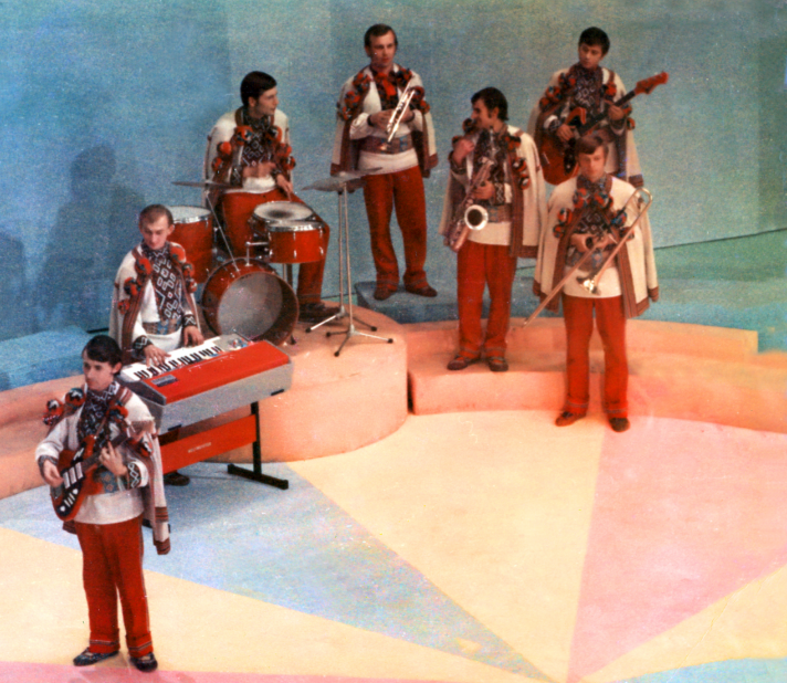 Опубликован трейлер фильма «Усатый фанк» об украинских рокерах 70-х