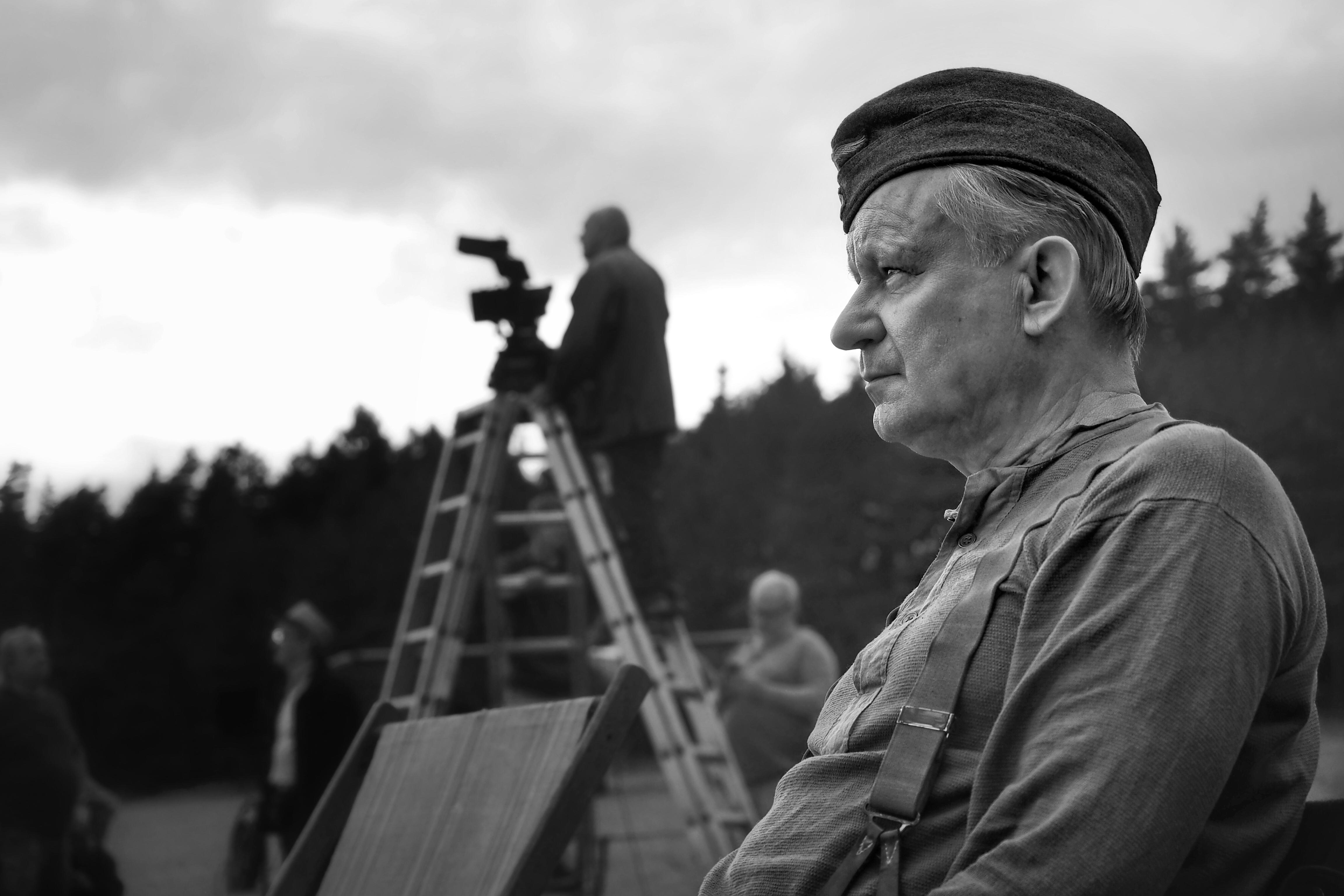 Как в Украине снимали фильм с любимыми актерами Тарантино, Скорсезе и Триера