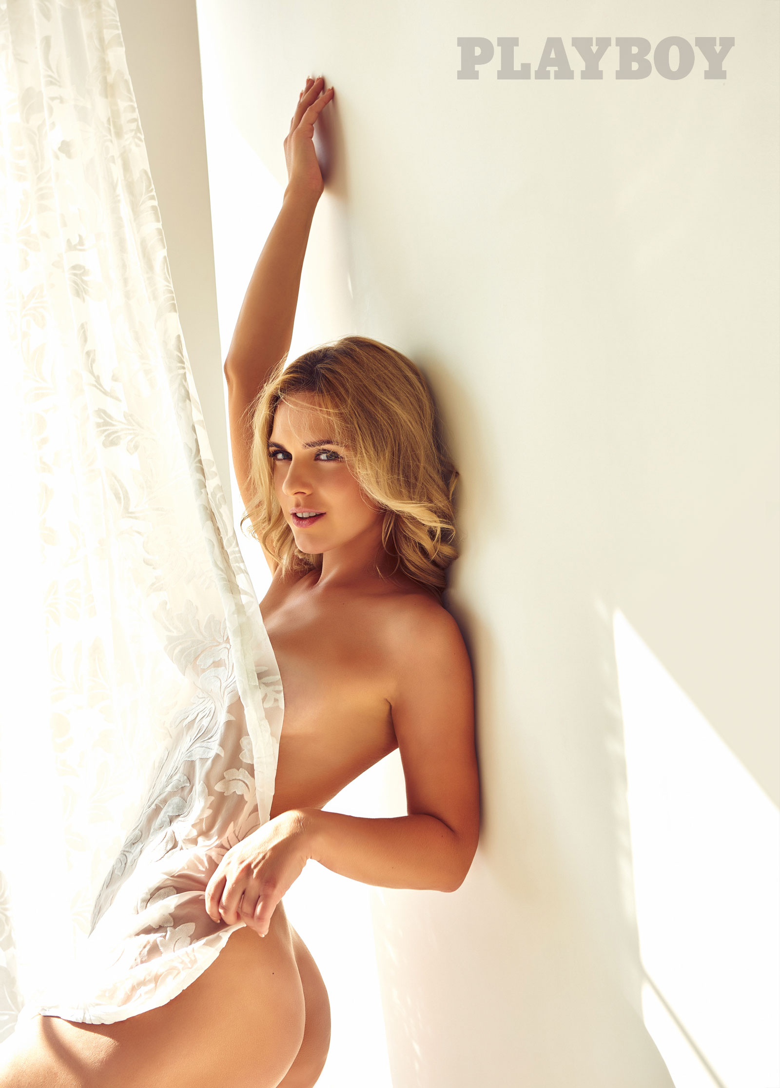 Ведуча «Ранок з Україною» роздяглася для Playboy та зізналася, що любить ранковий секс