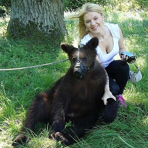 На ведучу «Нового каналу» ополчилися любителі тварин