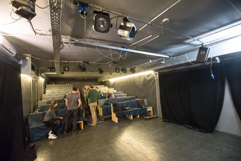 Маленькие театры большого города: худрук Театра на Печерске – о сценах, на которые его не пускают