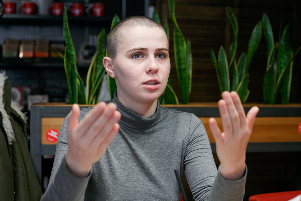 Настя Шевченко: «Культурная децентрализация проходит быстрее, чем мы думаем»