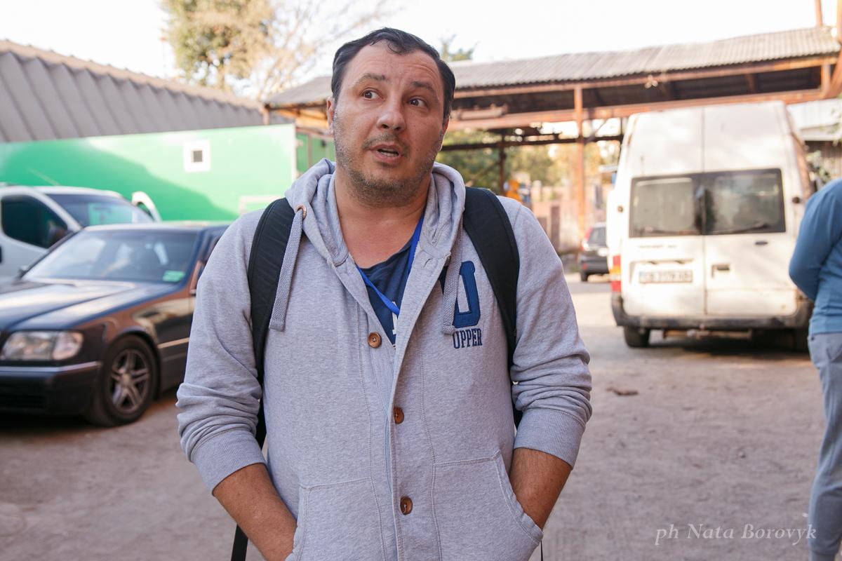 Дмитрий Танкович: «Украине не хватает исторических проектов – это то, чем мы можем быть интересны европейскому рынку»