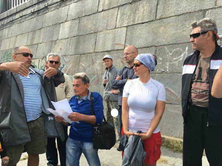 Наталья Влащенко на яхте, а Наталка Якимович – с таинственным амбалом: как медийщики провели уик-энд